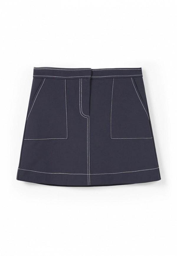 Широкая юбка Mango (Манго) 61083643