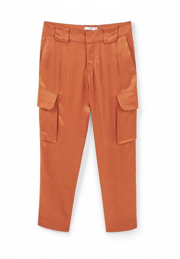 Женские зауженные брюки Mango (Манго) 61063047