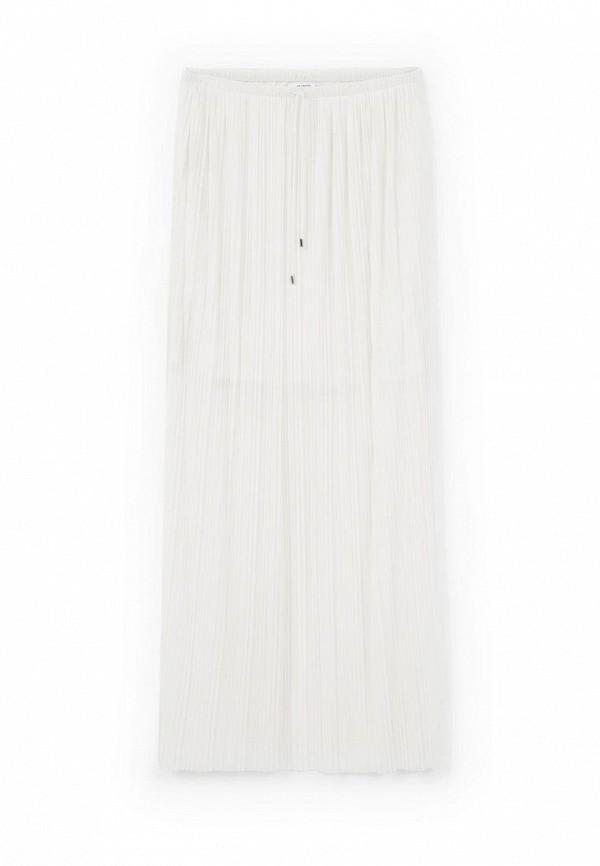 Прямая юбка Mango (Манго) 63073619