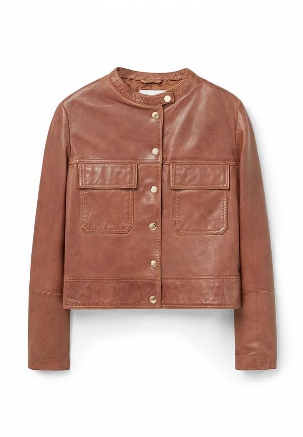 Куртка кожаная Mango - OLIVIA