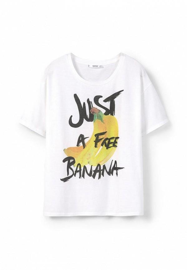 Футболка Mango - BANANA