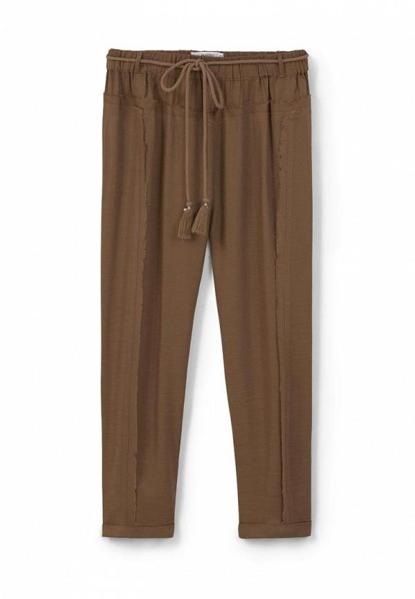 Женские зауженные брюки Mango (Манго) 63035561