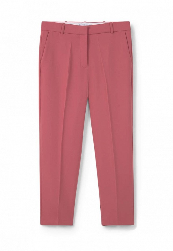 Женские зауженные брюки Mango (Манго) 61075589