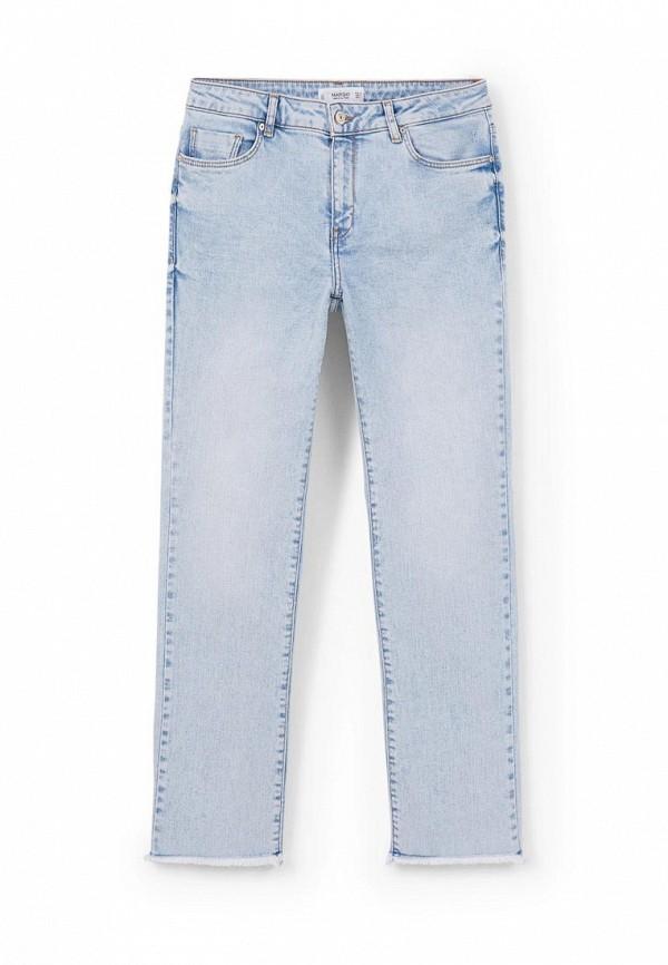 Прямые джинсы Mango (Манго) 63085643