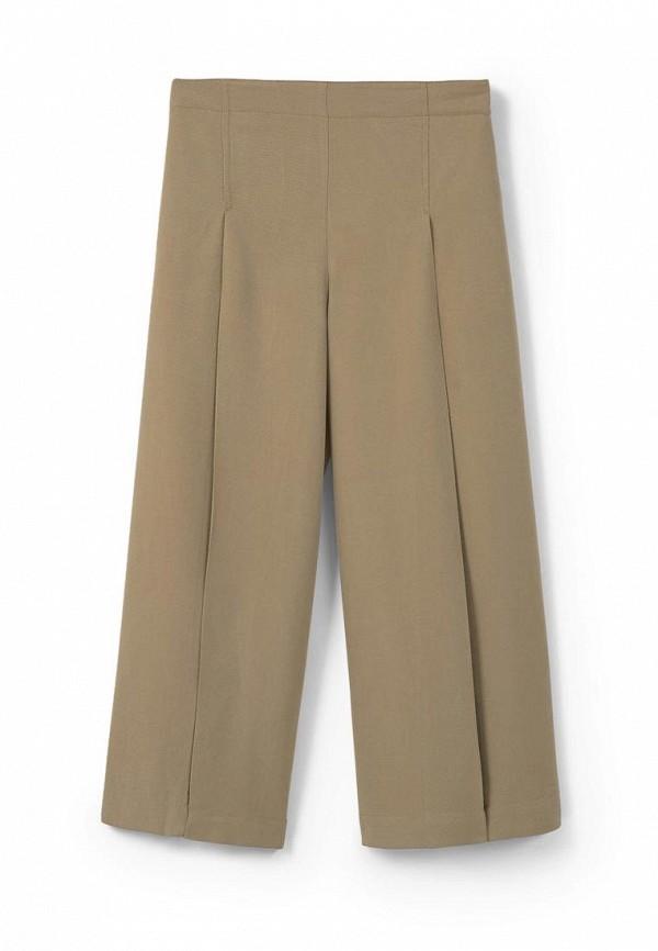 Женские широкие и расклешенные брюки Mango (Манго) 61067022