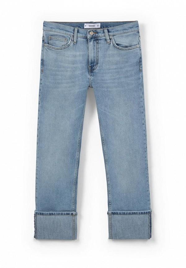 Прямые джинсы Mango (Манго) 63095659