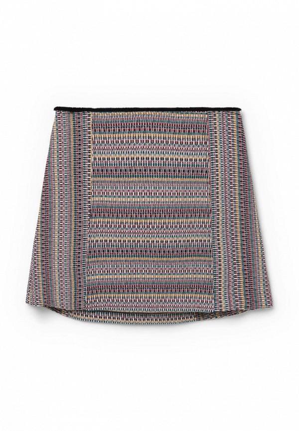 Прямая юбка Mango (Манго) 61067031