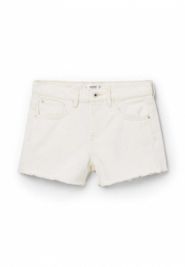Женские джинсовые шорты Mango (Манго) 63097586
