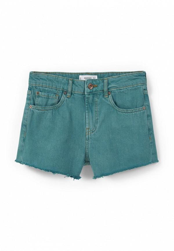Женские джинсовые шорты Mango (Манго) 63037588