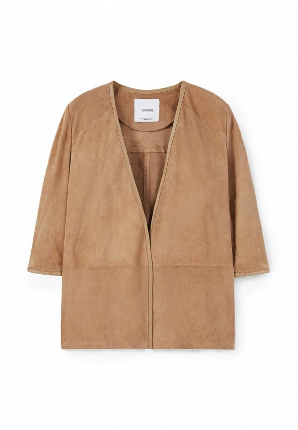 Кожаная куртка Mango (Манго) 63028800