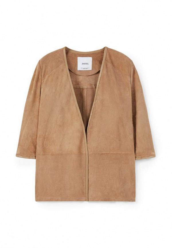 Куртка кожаная Mango - PEPITA6