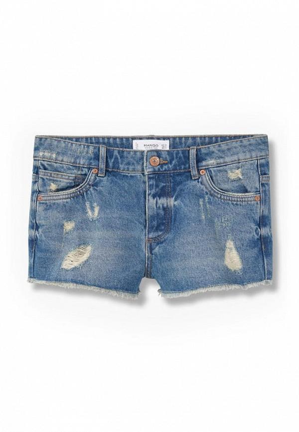 Женские джинсовые шорты Mango (Манго) 73020074