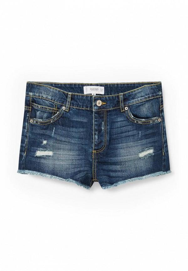 Женские джинсовые шорты Mango (Манго) 73080073