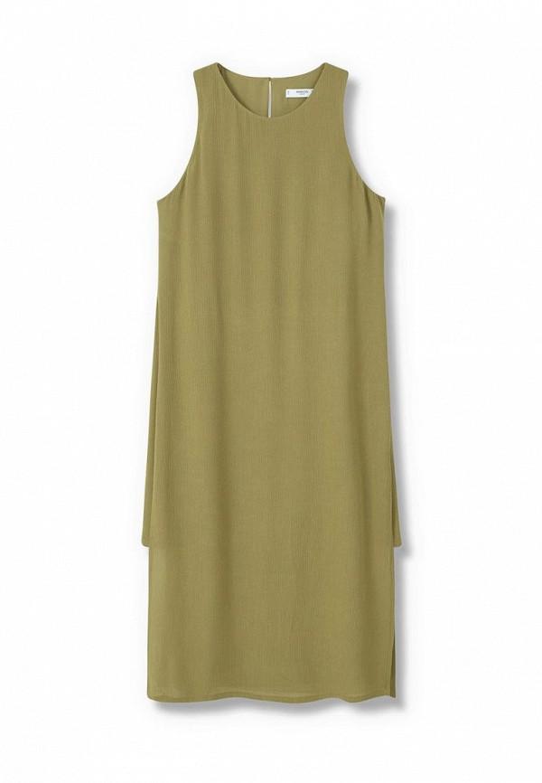 Платье-миди Mango (Манго) 73060167