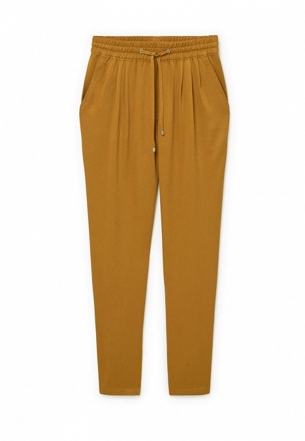 Женские зауженные брюки Mango (Манго) 73070051
