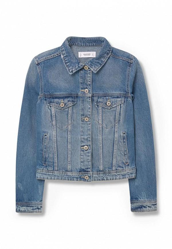 Джинсовая куртка Mango (Манго) 73060063