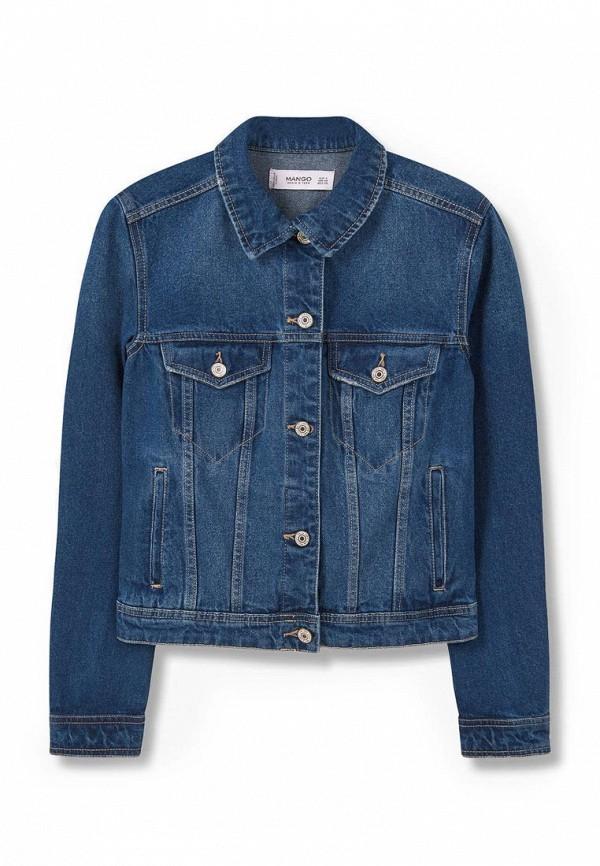 Джинсовая куртка Mango (Манго) 73090062
