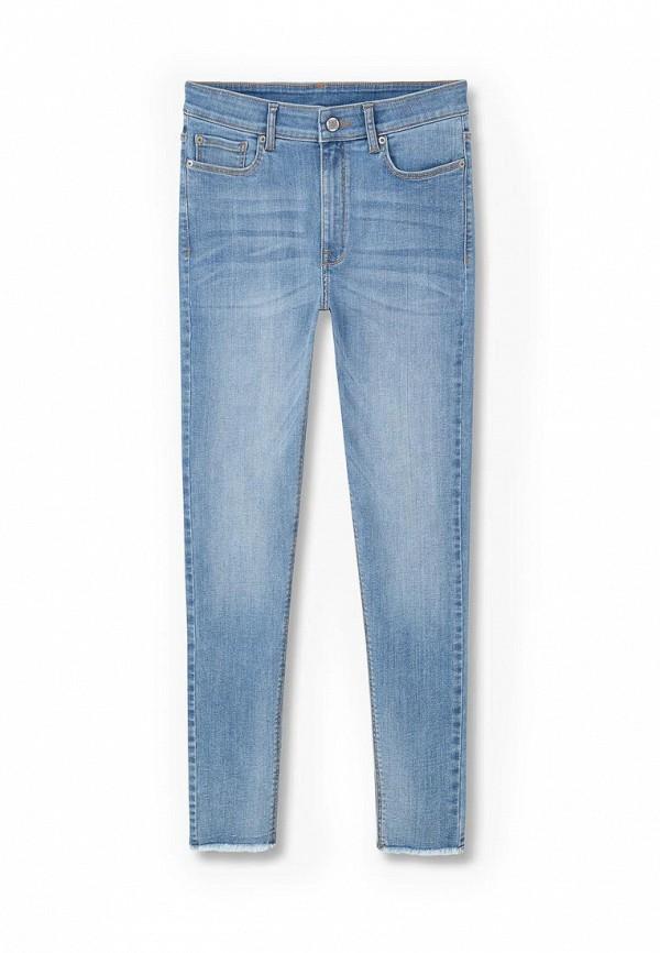 Зауженные джинсы Mango (Манго) 73050139