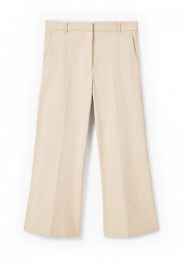 Женские широкие и расклешенные брюки Mango (Манго) 71063646