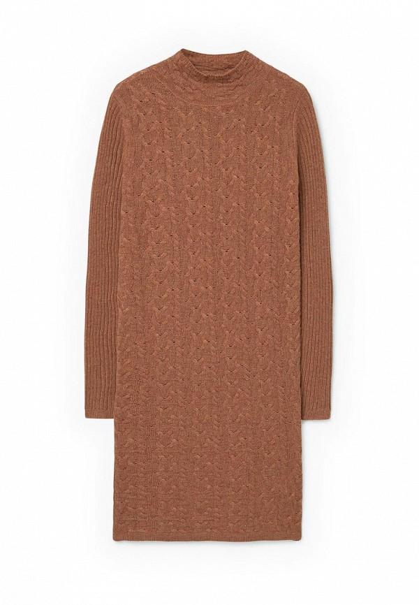 Вязаное платье Mango (Манго) 73093543