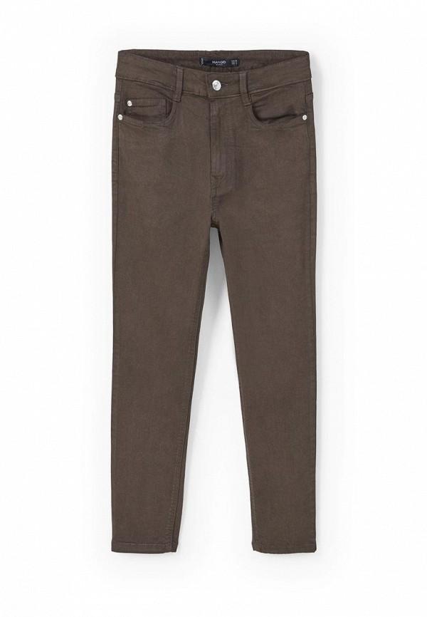 Женские зауженные брюки Mango (Манго) 73063510