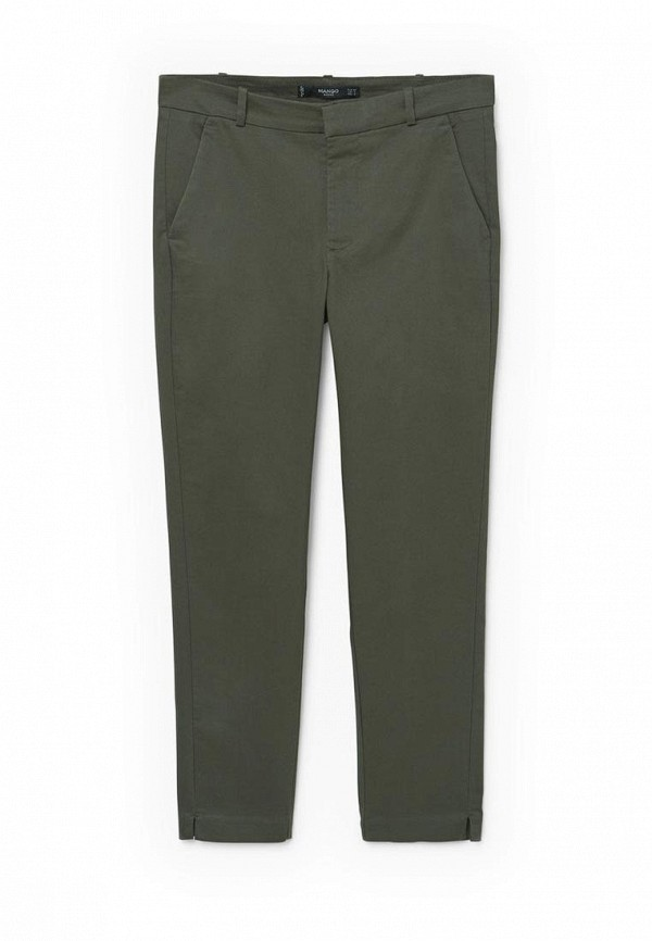 Женские зауженные брюки Mango (Манго) 73070046