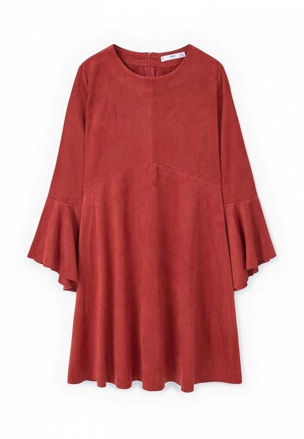 Платье-миди Mango (Манго) 73033652