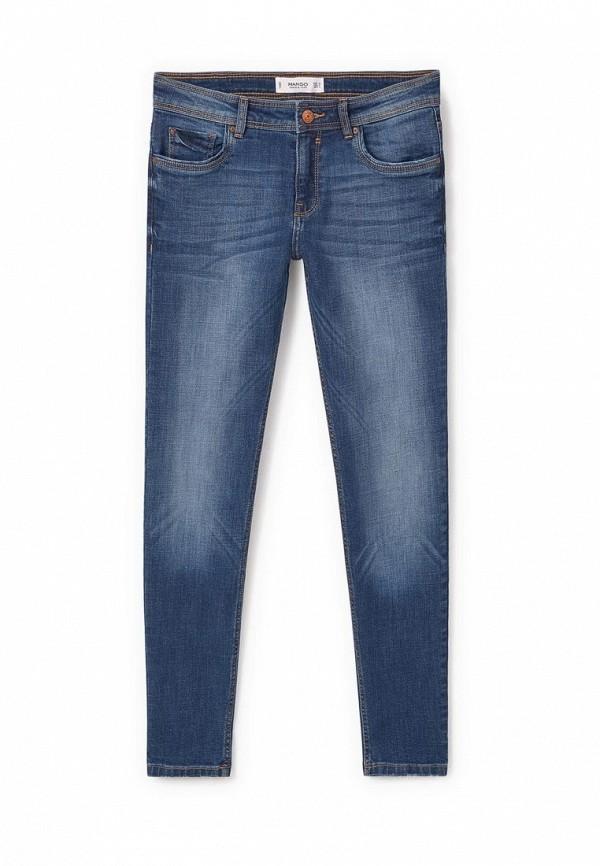 Зауженные джинсы Mango (Манго) 73053549