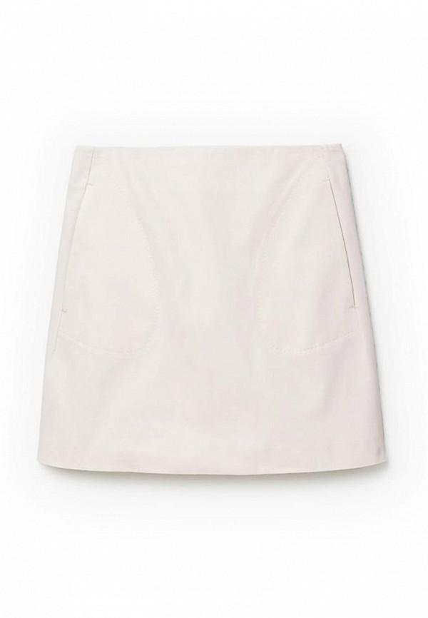 Мини-юбка Mango (Манго) 71053617