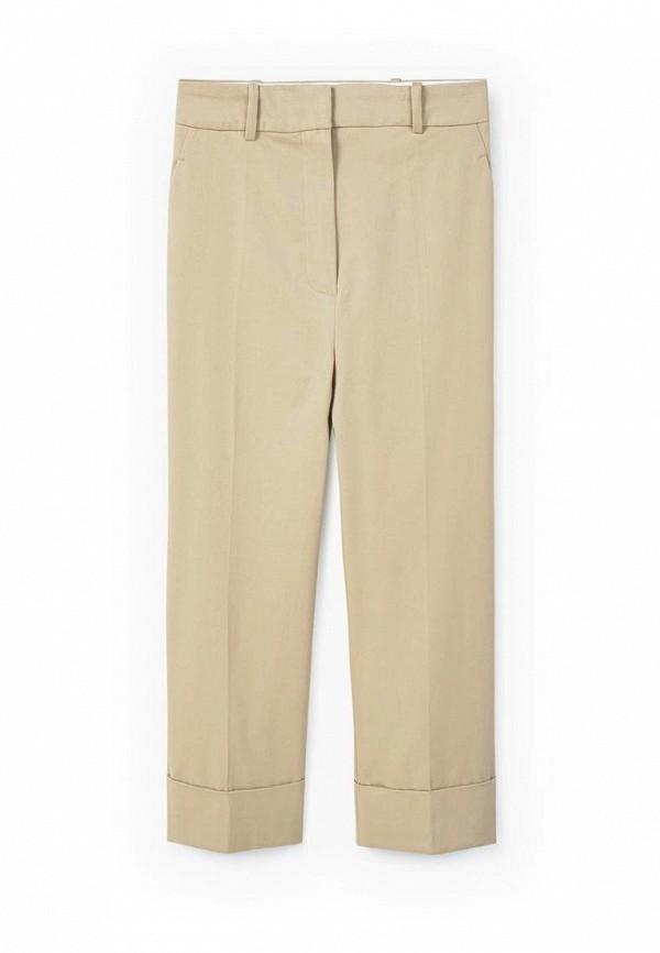 Женские широкие и расклешенные брюки Mango (Манго) 71043025
