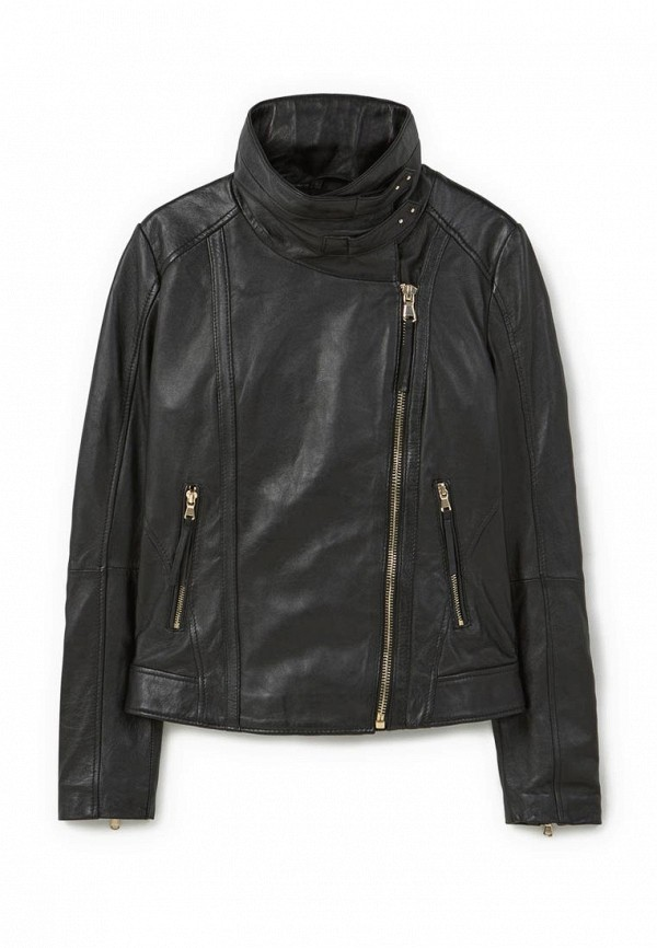 Кожаная куртка Mango (Манго) 73975554