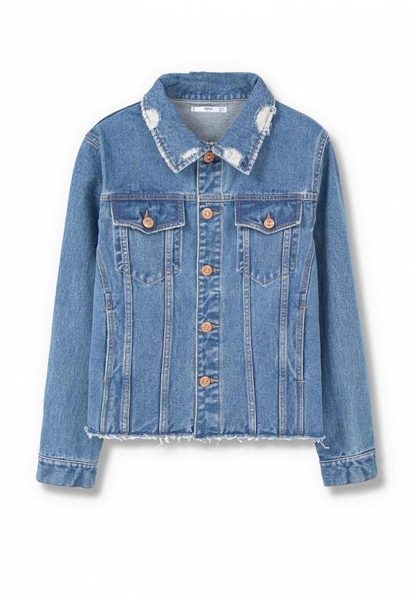 Джинсовая куртка Mango (Манго) 73083549