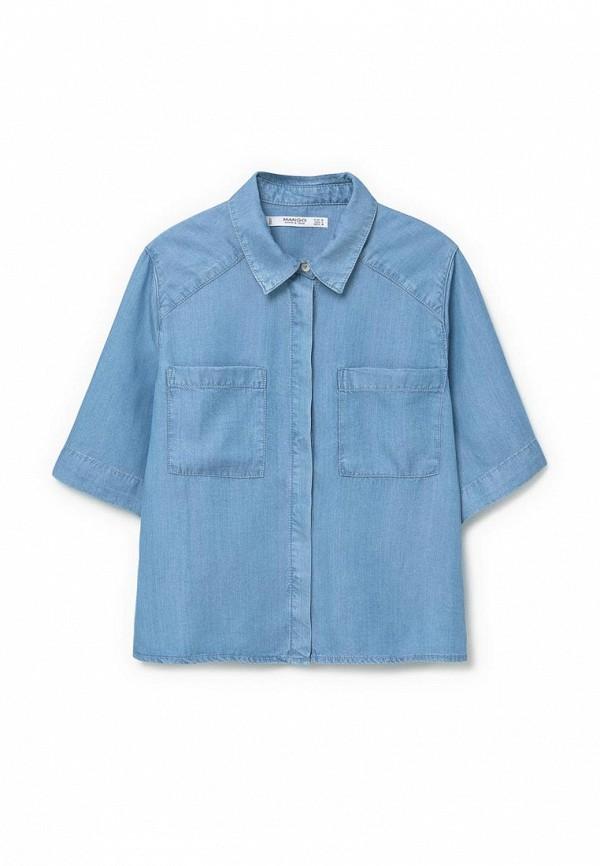Рубашка джинсовая Mango 73083654