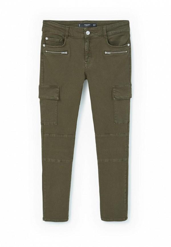 Женские зауженные брюки Mango (Манго) 71093650