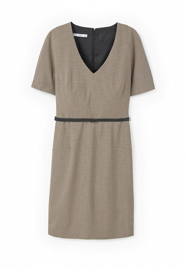 Деловое платье Mango (Манго) 71047009