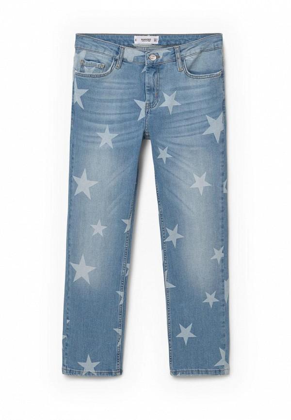 Прямые джинсы Mango (Манго) 73073646