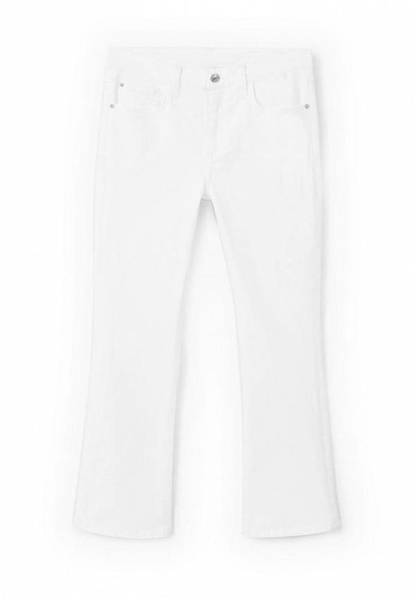 Широкие и расклешенные джинсы Mango (Манго) 73063640