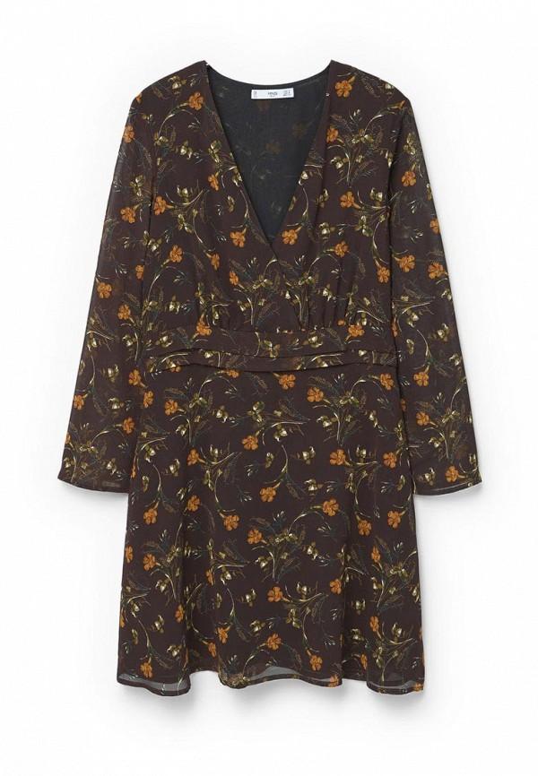 Платье-миди Mango (Манго) 71027598