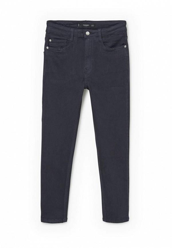 Женские зауженные брюки Mango (Манго) 73057500