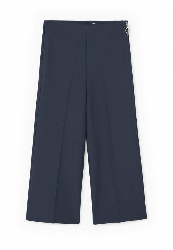 Женские широкие и расклешенные брюки Mango (Манго) 73025627