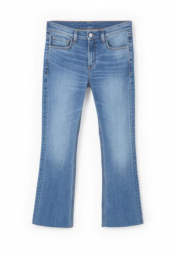 Широкие и расклешенные джинсы Mango (Манго) 73023642
