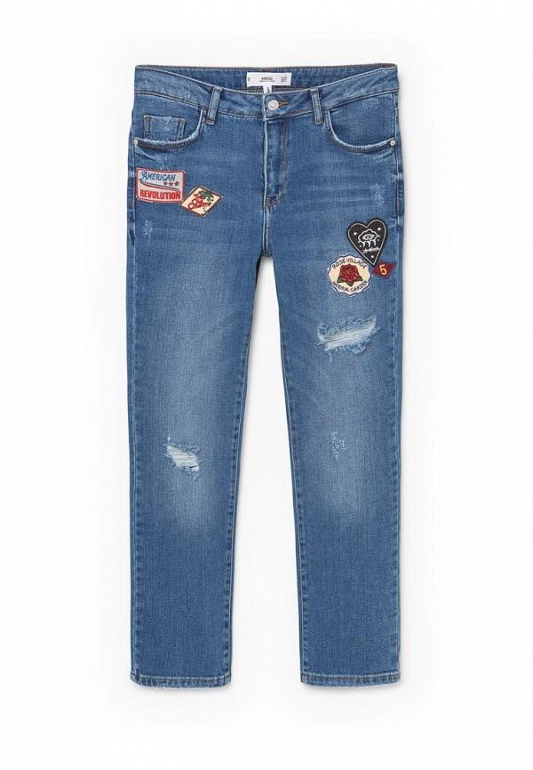 Прямые джинсы Mango (Манго) 73017592