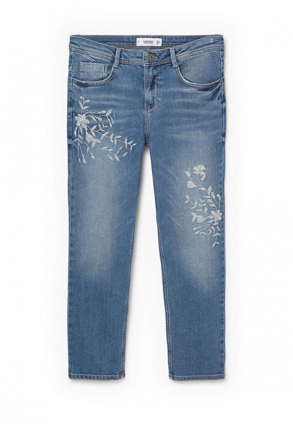 Прямые джинсы Mango (Манго) 73077015