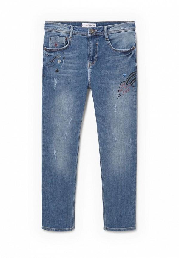 Зауженные джинсы Mango (Манго) 73087572
