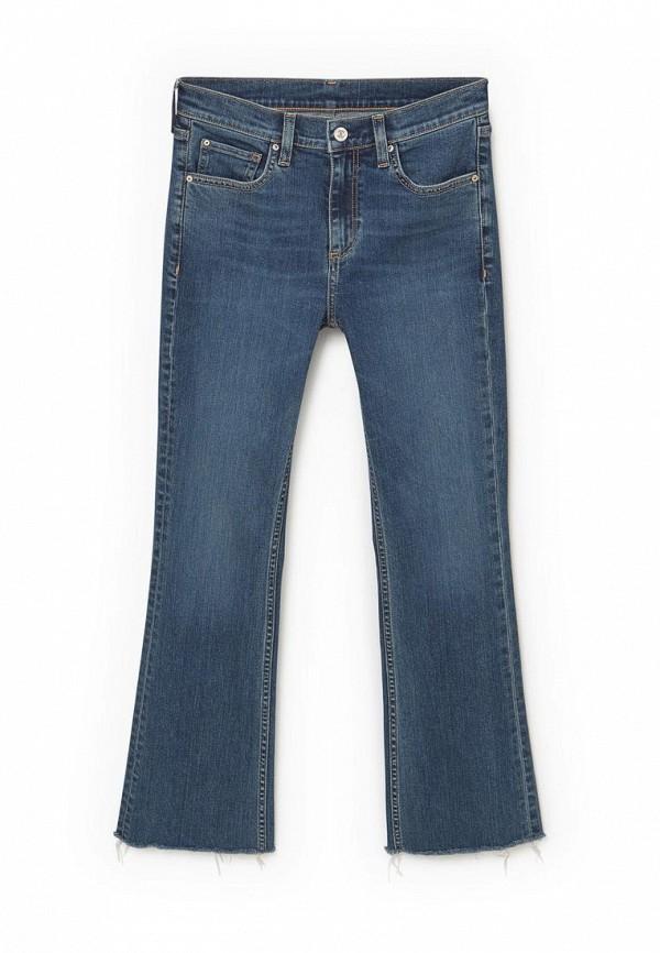 Широкие и расклешенные джинсы Mango (Манго) 73043641