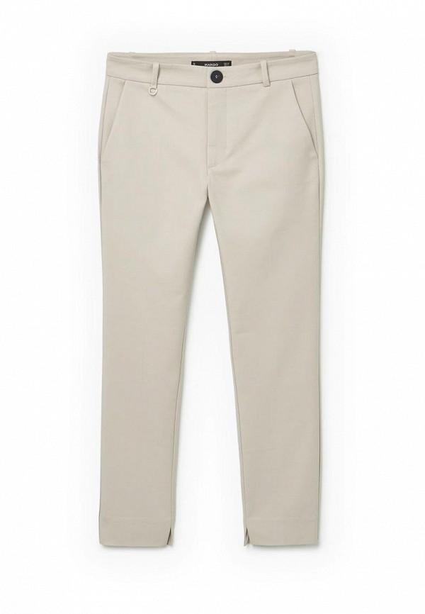 Женские зауженные брюки Mango (Манго) 73077578