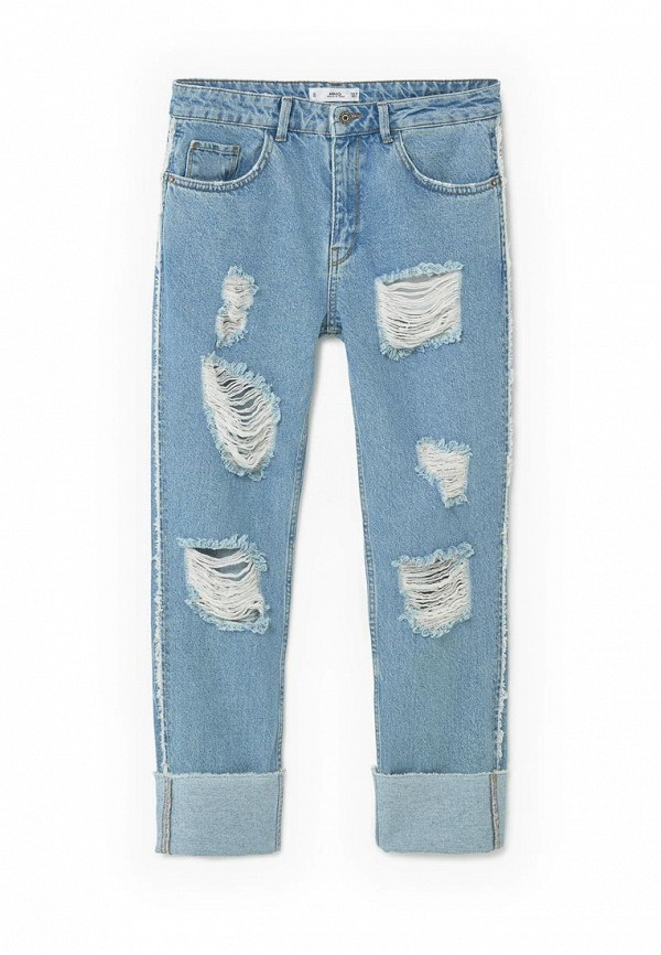 Прямые джинсы Mango (Манго) 73047589
