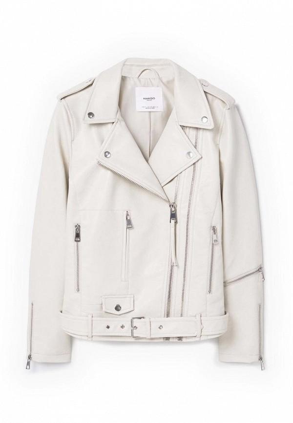 Кожаная куртка Mango (Манго) 83960106