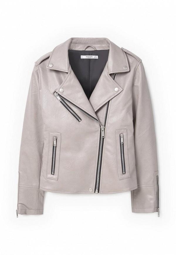 Кожаная куртка Mango (Манго) 83073012