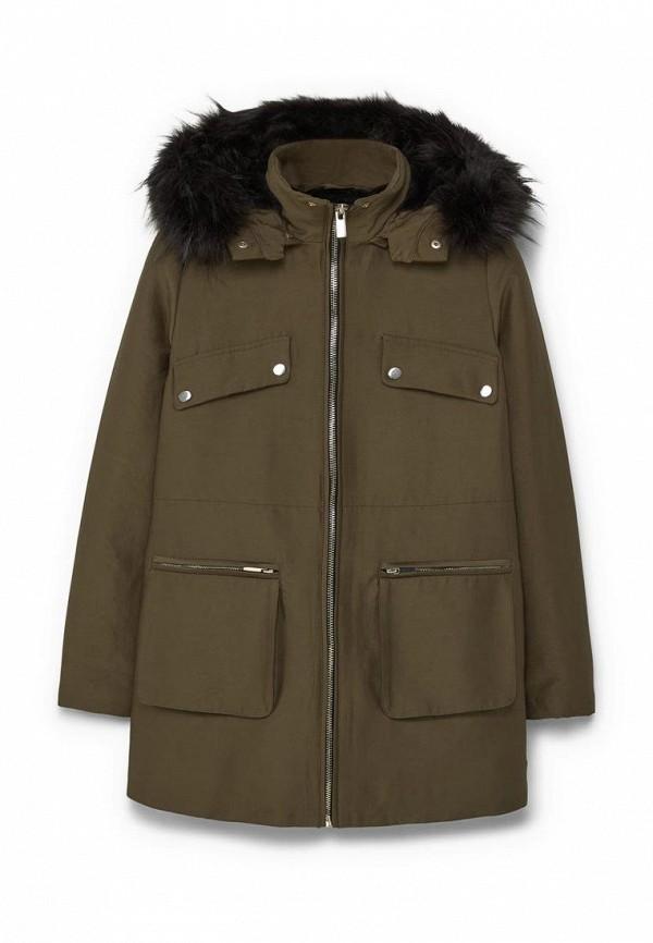 Утепленная куртка Mango (Манго) 83080100